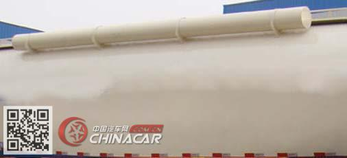 SKW9403GFLA型盛润牌中密度粉粒物料运输半挂车图片3