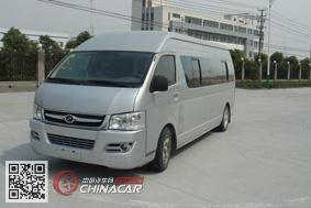 HKL6600CE型大马牌轻型客车图片2