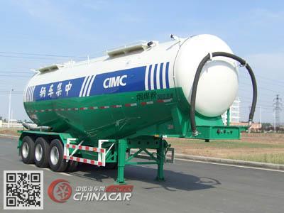 CLY9406GFL型凌宇牌低密度粉粒物料运输半挂车图片1