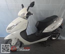 王野牌WY48QT-32C型两轮轻便摩托车图片1