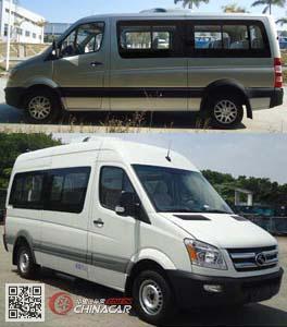金龙牌XMQ6593KED5型轻型客车图片4