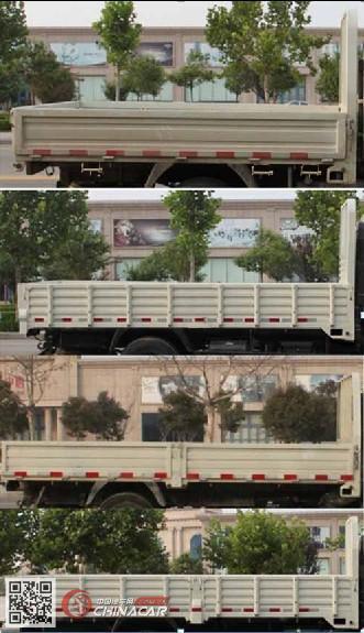 BJ1076VEJBA-AE型福田牌载货汽车图片2