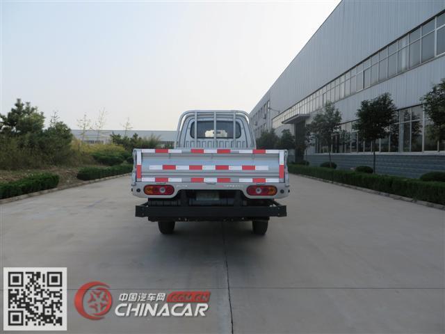 飞碟牌FD1027D13Q5-S1型两用燃料载货汽车图片
