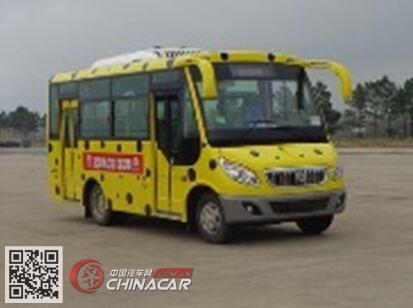华新牌HM6601CFD5X型城市客车图片1