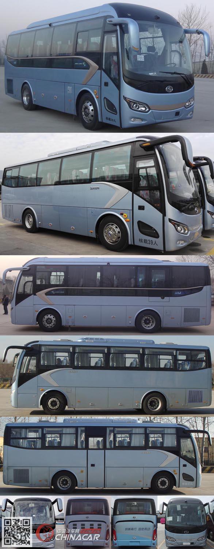 XMQ6901AYD5B型金龙牌客车图片2