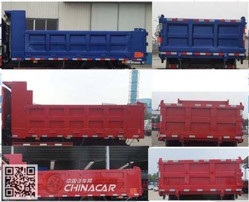 CDW3062A1R5型王牌自卸汽车图片3