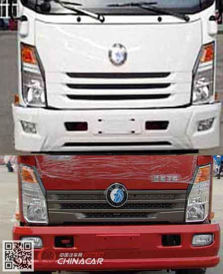 CDW3112A1R5型王牌自卸汽车图片2