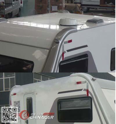 TZ9010XLJ型亚特重工牌旅居挂车图片2