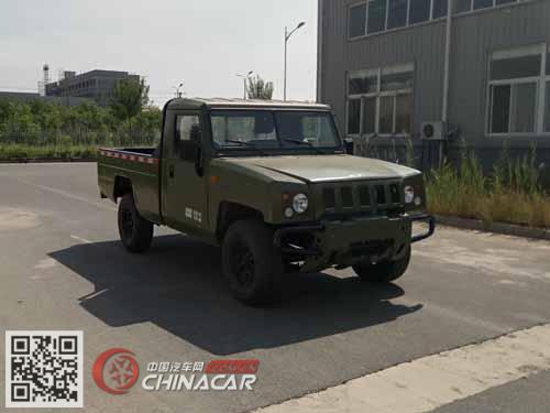 BJ2034HHT41型北京牌越野货车图片1