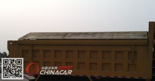 CA3310P2K2L3T4E5A80-2型解放牌平头柴油自卸汽车图片2
