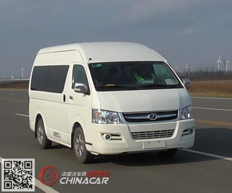 HKL6480CEB型大马牌轻型客车图片1