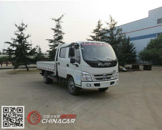 BJ1043V9AD6-AB型福田牌载货汽车图片1