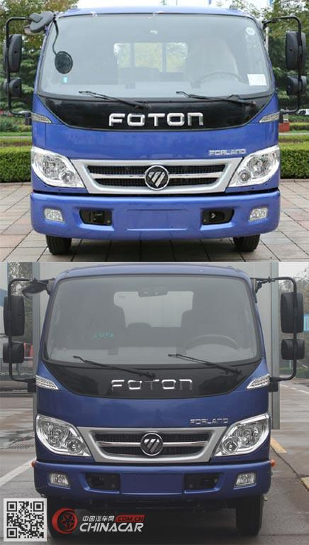 BJ1043V9AD6-AB型福田牌载货汽车图片2