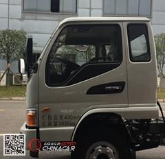 HFC2043P92K1C2V-S型江淮牌越野载货汽车图片3
