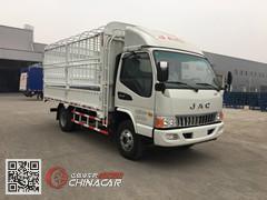 HFC2043CCYP92K1C2V-S型江淮牌越野仓栅式运输车图片1
