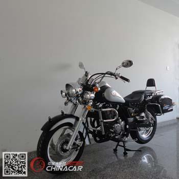 钱江牌QJ150-18R型两轮摩托车图片