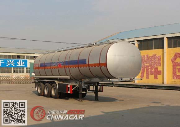 CTY9401GRY36型通亚达牌易燃液体罐式运输半挂车图片1