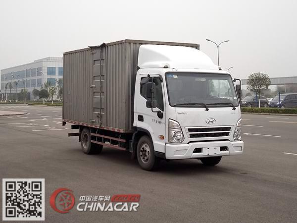 康恩迪牌CHM5040XXYGDC28V型厢式运输车图片