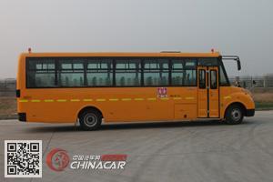 HQG6960XC5型楚风牌小学生专用校车图片2