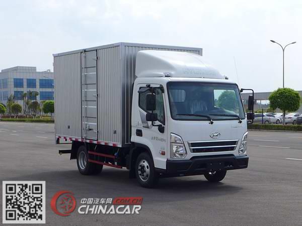 康恩迪牌CHM5041XXYGDC28V型厢式运输车图片