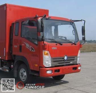 CDW2040XXYHA1R5型王牌越野厢式运输车图片3