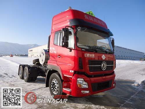 EQ4250AX5N3型东风牌危险品半挂牵引车图片1