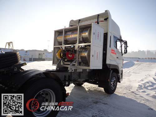 EQ4250AX5N3型东风牌危险品半挂牵引车图片2