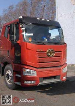 CA1250P66K24L5T1E5型解放牌平头柴油载货汽车图片2