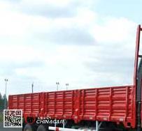 CA1250P66K24L5T1E5型解放牌平头柴油载货汽车图片4