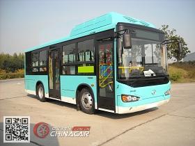 KLQ6850GAHEVC5K型海格牌插电式混合动力城市客车图片1