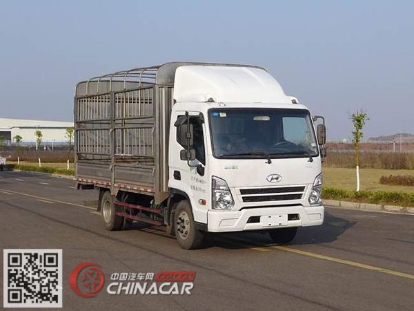 康恩迪牌CHM5040CCYGDC33V型仓栅式运输车图片