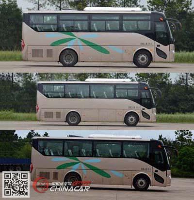 KK6850K01型云海牌客车图片2