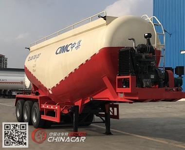 ZJV9400GSNJM型中集牌散装水泥运输半挂车图片1