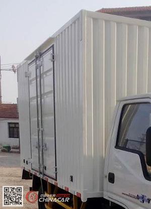 安源牌PK5040XSH5型售货车图片2