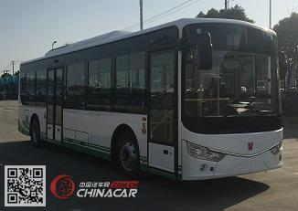 KK6100GEV01型云海牌纯电动城市客车图片1