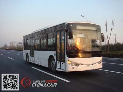 KK6100GEV01型云海牌纯电动城市客车图片2