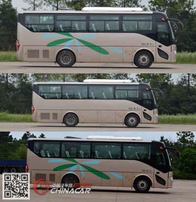 KK6900K01型云海牌客车图片2