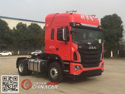 HFC4181P1K7A38S2V型江淮牌牵引汽车图片1