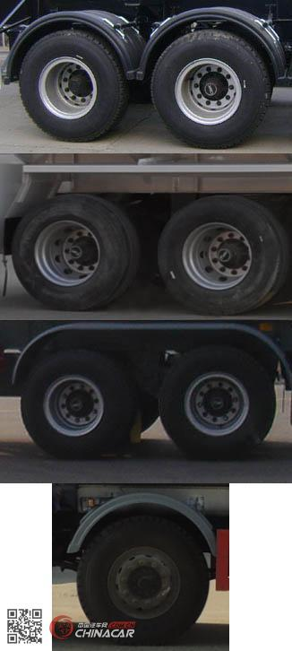 SLS5253GYYB5A型醒狮牌运油车图片2