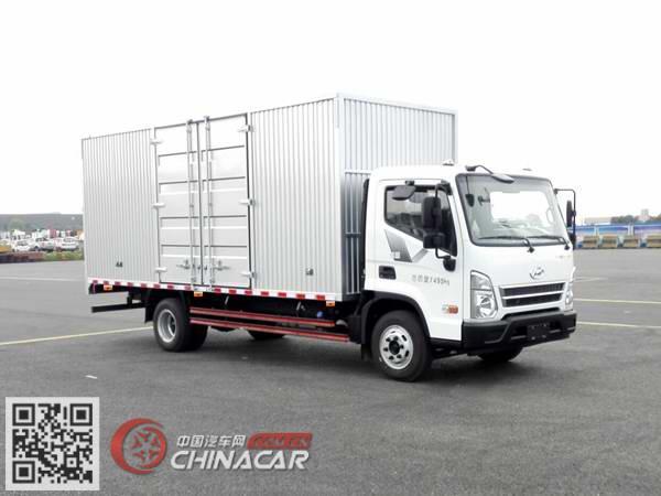 康恩迪牌CHM5060XXYGDC38V型厢式运输车图片