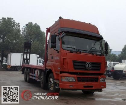 大力牌DLQ5310TPBJG5型平板运输车图片