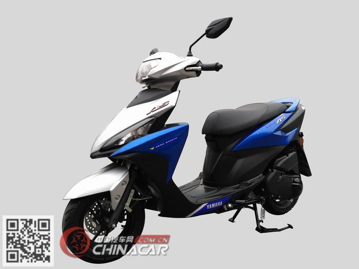 建设-雅马哈牌JYM125T-A型两轮摩托车图片