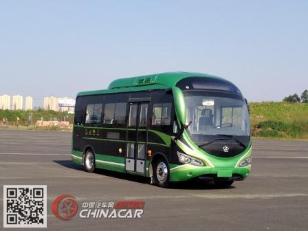 GTQ6681BEVB8型广通牌纯电动城市客车图片1