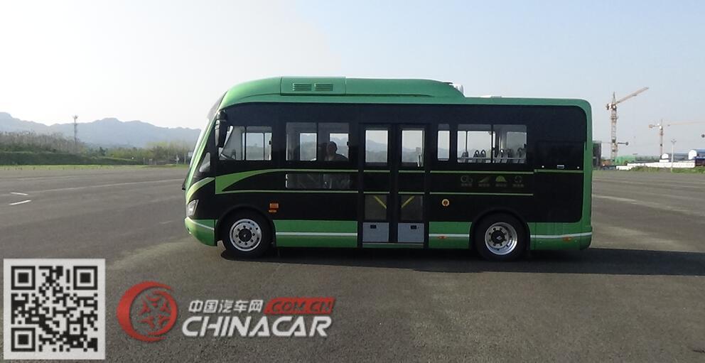GTQ6681BEVB8型广通牌纯电动城市客车图片2