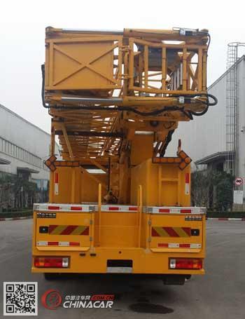 XZJ5312JQJC5型徐工牌桥梁检测车图片3