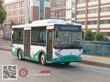 GTQ6858BEVB8型广通牌纯电动城市客车图片1