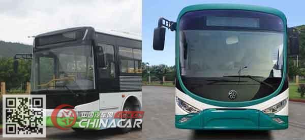 GTQ6858BEVB8型广通牌纯电动城市客车图片2