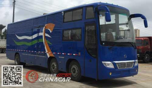 同心牌TX5252XXY型厢式运输车图片