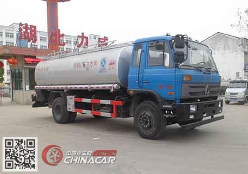 中汽力威牌HLW5181TGY5EQ型供液车图片