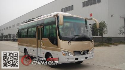 HS6665A5型赛特牌客车图片1